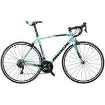 Bianchi Via Nirone 105 2019 Road Bike | Green - 50cm