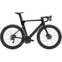 Cannondale Systemsix Hi mod Dura Ace Di2 2020 Road Bike | Black - 51cm