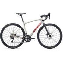 Giant Revolt Advanced 2 Gravel Bike  2020 Large - Gray Beige