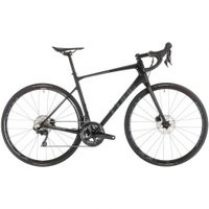Cube Attain GTC SL Disc 2019 Road Bike | Black - 58cm