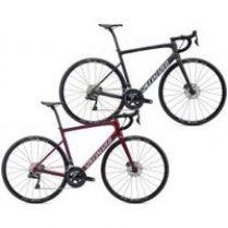 Specialized Tarmac Sl6 Disc Comp Ultegra Di2 Road Bike  2020 49cm - Satin Carbon/Black/Black Reflective