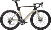 Cannondale Systemsix Hi mod Red Etap 2020 Road Bike - Silver