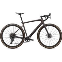 Specialized S-works Diverge Disc Road Bike 2021 56cm - Satin Carbon/Color Run Pearl/Chrome/Clean