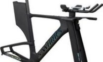 Specialized S-works Shiv Disc Module Triathlon Frame  2021 Large - Satin Carbon/Gloss Holographic Foil