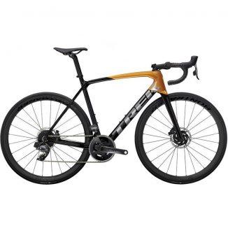 Trek Emonda SL 7 Etap 2021 Road Bike - Smoke/Orange22