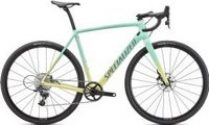 Specialized Crux Comp Carbon Cyclocross Bike  2021 61cm - Gloss Oasis/Ice Yellow Fade/Cool Grey
