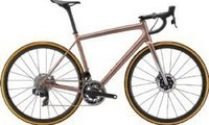 Specialized S-works Aethos Red Etap Axs 2021 52 - Satin Flake Silver/Red Gold Chameleon Tint/Brushed Chrome