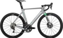 Rondo HVRT CF 0 Road Bike 2021 - Pewter - Lime - S