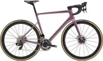 Cannondale Supersix EVO Hi Mod Sram Red 2021 Road Bike - Lavender 22