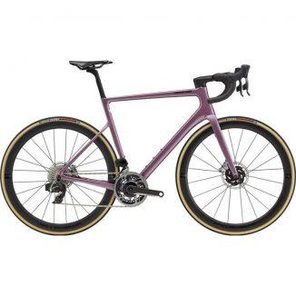 Cannondale Supersix EVO Hi Mod Sram Red 2021 Road Bike - Lavender 22