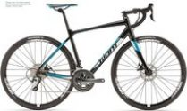 Giant Contend SL 2 Disc - Nearly New - M 2017 - Road Bike