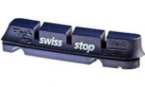 SwissStop Flash Pro Road Bike Brake Pad Set - Blue - 2x Pairs - BXP - Aluminium Rim