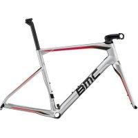 BMC Roadmachine 01 2017 Road Bike Frameset | Silver - 54cm
