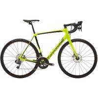 Cannondale Synapse Carbon Disc Red eTap 2018 Road Bike   Green/Black - 56cm