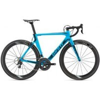 Giant Propel Advanced Pro 2 Aero Road Bike Blue  2018 Med/Large