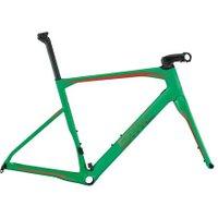BMC Roadmachine 01 2018 Road Bike Frameset | Green - 54cm