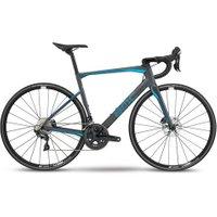 BMC Roadmachine 01 Four 2018 Road Bike | Grey/Blue - 47cm