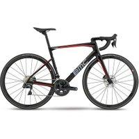 BMC Roadmachine 01 Three 2018 Road Bike | Black/Red - 56cm