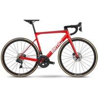 BMC Teammachine SLR01 DISC THREE 2019 Road Bike | Red - 56cm
