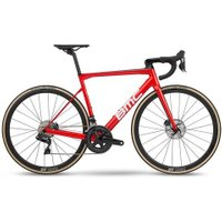 BMC Teammachine SLR01 DISC THREE 2019 Road Bike | Red - 58cm