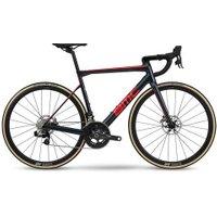 BMC Teammachine SLR01 DISC TWO 2019 Road Bike | Blue - 56cm