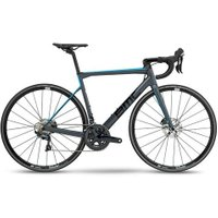 BMC Teammachine SLR01 Disc Two 2018 Road Bike | Grey/Blue - 56cm