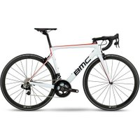 BMC Teammachine SLR01 One 2018 Road Bike | White/Red - 54cm