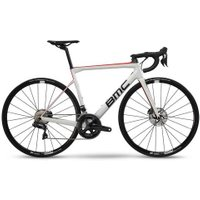 BMC Teammachine SLR02 DISC ONE 2019 Road Bike   White - 54cm