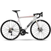 BMC Teammachine SLR02 DISC ONE 2019 Road Bike | White - 61cm
