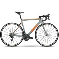 BMC Teammachine SLR02 One 2018 Road Bike   Grey/Orange - 58cm