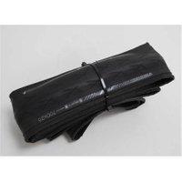 Bontrager AW2 Hard Case Lite 700C Folding Road Bike Tyre 25mm  (Ex-Demo / Ex-Display) | Black