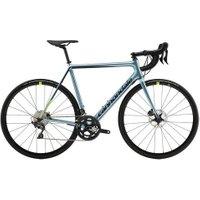 Cannondale SuperSix EVO Carbon Ultegra Disc 2019 Road Bike | Blue - 50cm