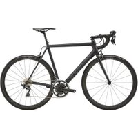 Cannondale SuperSix EVO Carbon Ultegra Race 2019 Road Bike | Black - 56cm