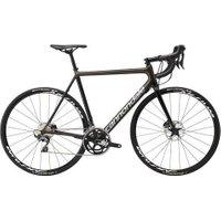 Cannondale Supersix EVO Carbon Disc Ultegra 2019 Road Bike | Black - 63cm