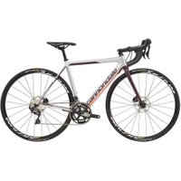Cannondale Supersix EVO Carbon Disc Ultegra 2019 Womens Road Bike | Silver - 44cm