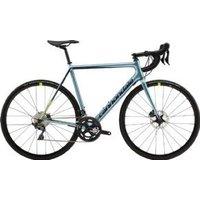 Cannondale Supersix Evo Carbon Ultegra Disc Road Bike 2019 60cm - Glacier Blue