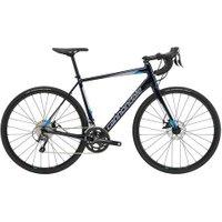 Cannondale Synapse Alloy Disc Tiagra 2019 Road Bike | Black - 48cm