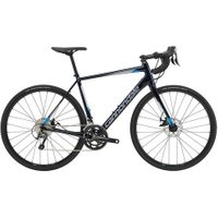 Cannondale Synapse Alloy Disc Tiagra 2019 Road Bike | Black - 56cm