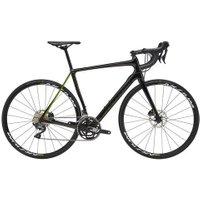 Cannondale Synapse Carbon Disc Ultegra 2018 Road Bike | Black - 54cm