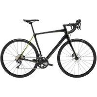 Cannondale Synapse Carbon Disc Ultegra 2019 Road Bike   Black - 48cm