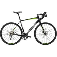 Cannondale Synapse Disc Sora 2019 Road Bike | Black - 48cm