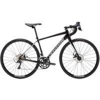 Cannondale Synapse Disc Sora 2019 Womens Road Bike   Black - 44cm