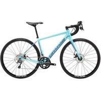 Cannondale Synapse Disc Tiagra 2019 Womens Road Bike | Blue - 44cm