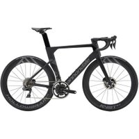 Cannondale SystemSix HM Carbon Dura Ace Di2 2019 Road Bike | Black - 58cm