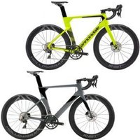 Cannondale Systemsix Carbon Dura Ace Disc Road Bike  2019 60cm - Volt & Black