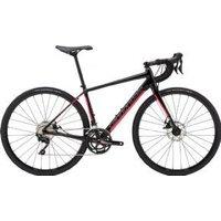 Cannondale Women`s Synapse Carbon Disc 105 Road Bike  2019 54cm - Black Pearl