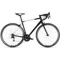Cube Attain SL 2018 Road Bike   Black - 56cm