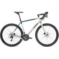 Genesis Fugio 2018 Adventure Road Bike | White - S