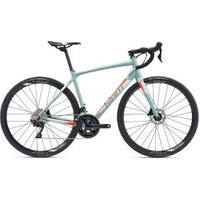 Giant Contend Sl 1 Disc Road Bike 2019 L - Grey Green