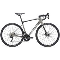 Giant Defy Advanced 2 Road Bike  2019 L - Grey